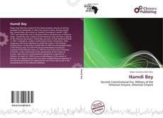 Capa do livro de Hamdi Bey