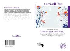 Golden hour (medicine) kitap kapağı