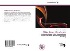 Capa do livro de Mike Jones (Catcheur)