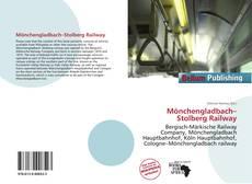 Buchcover von Mönchengladbach–Stolberg Railway