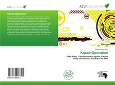 Portada del libro de Kazan Operation