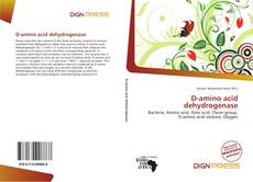 Bookcover of D-amino acid dehydrogenase