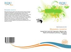 Bookcover of Dynamic reserve