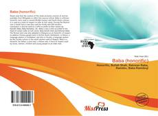 Bookcover of Baba (honorific)