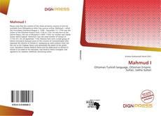 Обложка Mahmud I