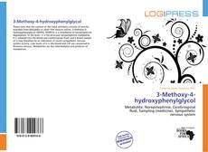 Copertina di 3-Methoxy-4-hydroxyphenylglycol