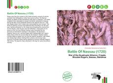 Bookcover of Battle Of Nassau (1720)