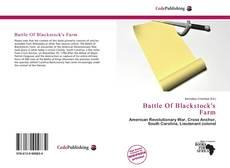 Обложка Battle Of Blackstock's Farm