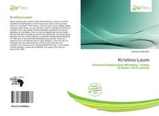 Bookcover of Kristina Laum