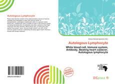 Buchcover von Autologous Lymphocyte