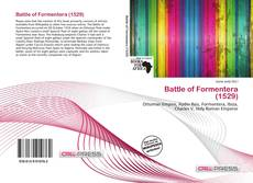 Buchcover von Battle of Formentera (1529)