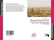 Couverture de Bhagwati Charan Verma