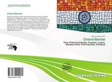 Portada del libro de Chand Bardai