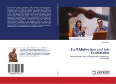 Portada del libro de Staff Motivation and Job Satisfaction