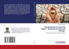 Bookcover of Developing A Learning Styles - Based Instructional Design