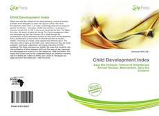 Bookcover of Child Development Index