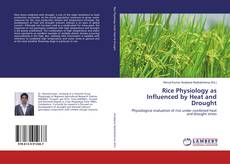 Buchcover von Rice Physiology as Influenced by Heat and Drought
