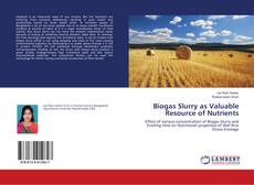 Copertina di Biogas Slurry as Valuable Resource of Nutrients