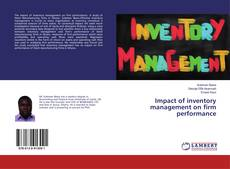 Bookcover of Impact of inventory management on firm performance