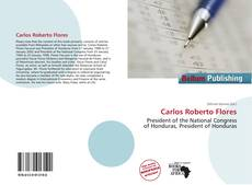 Portada del libro de Carlos Roberto Flores