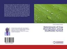 Обложка Determinants of Crop Diversification among Smallholder Farmers