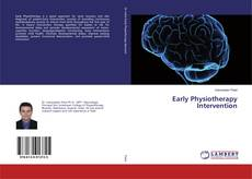Обложка Early Physiotherapy Intervention