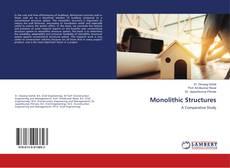 Couverture de Monolithic Structures