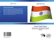 Buchcover von Gopal Singh Nepali