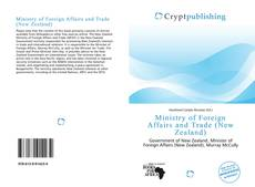Copertina di Ministry of Foreign Affairs and Trade (New Zealand)
