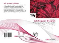 Capa do livro de Dale Ferguson (Designer)