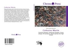 Bookcover of Catherine Martin