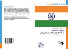 Bookcover of Gobind Singh