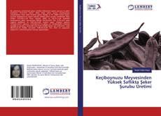 Capa do livro de Keçiboynuzu Meyvesinden Yüksek Saflıkta Şeker Şurubu Üretimi