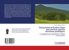 Copertina di Assessment of Euclea crispa leaf extracts against diarrhoea pathogens