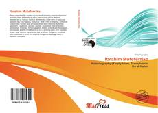 Bookcover of Ibrahim Muteferrika