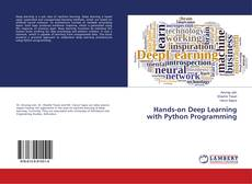 Portada del libro de Hands-on Deep Learning with Python Programming