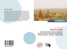 Borítókép a  Krishna Sobti - hoz
