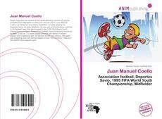 Capa do livro de Juan Manuel Coello