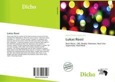 Buchcover von Lukas Rossi