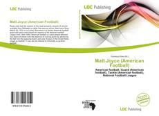 Copertina di Matt Joyce (American Football)
