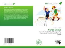 Copertina di Carlos Discua