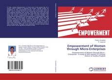 Portada del libro de Empowerment of Women through Micro-Enterprises
