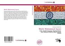 Couverture de Malik Muhammad Jayasi