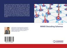 Bookcover of MIMO Decoding Schemes