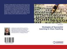 Bookcover of Strategies of Successful Learning in Class Teaching