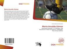 Capa do livro de Mario Arnaldo Gómez