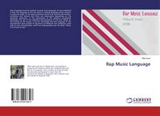 Bookcover of Rap Music Language