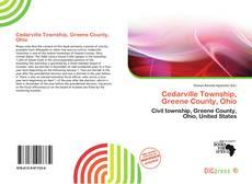 Buchcover von Cedarville Township, Greene County, Ohio