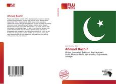 Bookcover of Ahmad Bashir