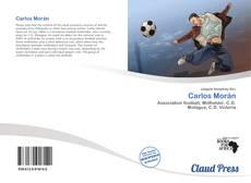 Copertina di Carlos Morán